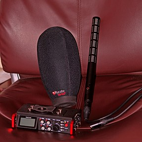 Camera Shoe shock Mount for Shotgun Microphone