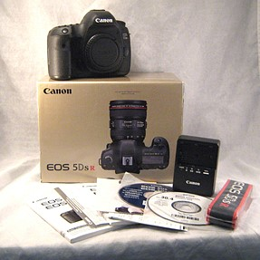 FOR SALE: CANON EOS 5DS R DSLR CAMERA