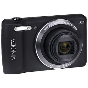 Is Minolta making digital cameras again?