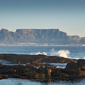 Cape Town at sunset XT2 1855