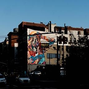 New to Lightroom - Photo shot in Soho, NYC