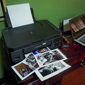 Canon Pixma G-Series Printers (mega tanks), short review...