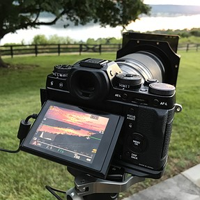 Shooting the Summer Solstice with the X-T1