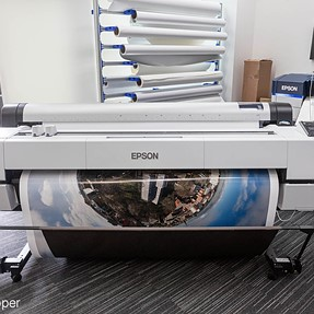 So, you want really big prints? Epson P20000 64""