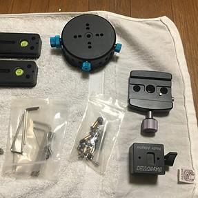 Sell: Nodal Ninja Ultimate M2 Giga with RD8-II Rotator + Nadir Adapter