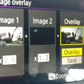 Image Overlay Issue with D500
