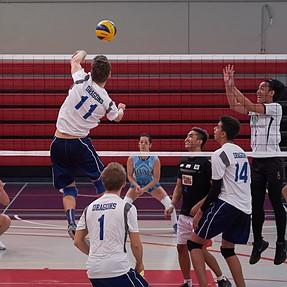 XT2 indoor volleyball