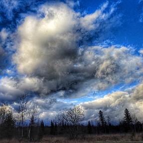 HDR filter on some P900 landscape shots