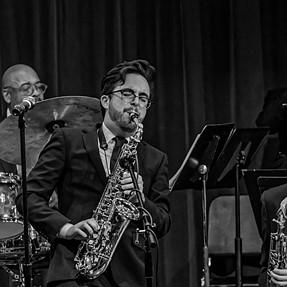 Michigan State Jazz Orchestra 2017