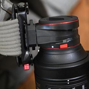Warning: Peak Design Lens kit / Capture Lens DAMAGED MY LENS