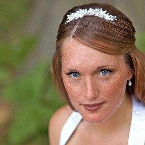Nikon D70 Throwback. What a great tool! Bride pic from 2005.