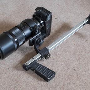 Bracing the long lens combo