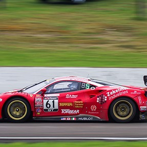 K1 ii can actually auto focus at World Speed Challenge and Porsche GT cup