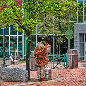 The Heart of the City....Moncton, N.B.