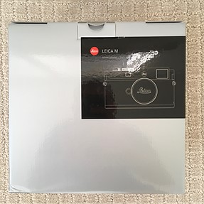 Leica M (Typ 262) Mint / Complete $3500