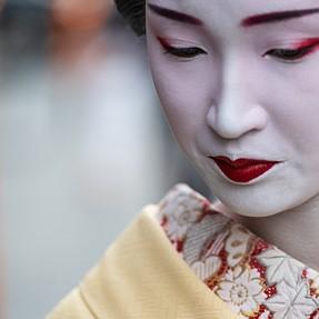 Geishas and tradition.