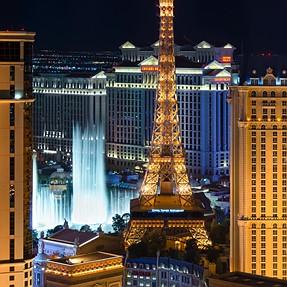 D610 Visits Paris...Las Vegas