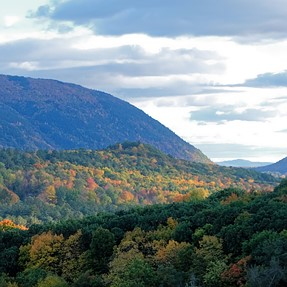 Vermont Fall colors XT3 (leaf peeping)