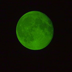 The Moon at 1,100 mm f10.5 with an SD Quattro H