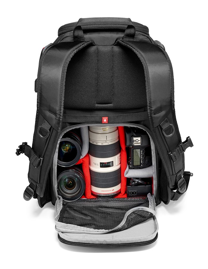 Manfrotto launches secure backpack with concealed rear opening ...