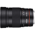 Samyang 135mm F2.0 ED UMC / Rokinon 135mm F2.0 ED UMC