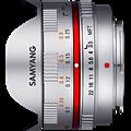 Samyang 7.5mm F3.5 UMC Fisheye MFT / Rokinon 7.5mm F3.5 UMC Fisheye MFT