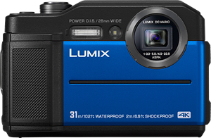 Panasonic Lumix DC-TS7 (Lumix DC-FT7)