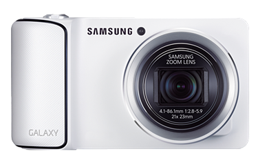 Samsung Galaxy Camera 4G: Digital Photography Review