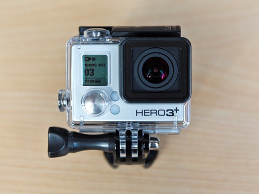Hands On With The Gopro Hero 3 Black Edition Digital
