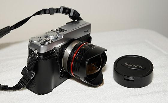 Re: Rokinon Bower 8mm 2 8mm for Fuji X: Fujifilm X System