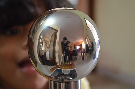 I cannot afford a circular fisheye lens general photo for Fish eye effect