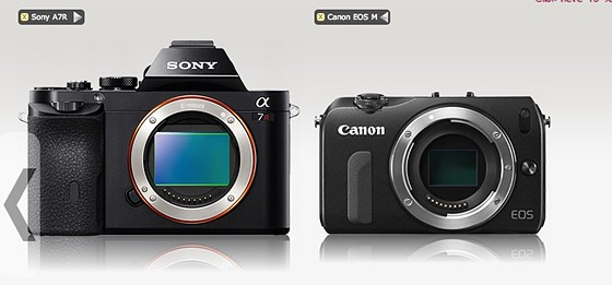 im curious because if it can fit a ff sensor it could be telling which direction they go with the eos m mount now that sony has released a full frame with