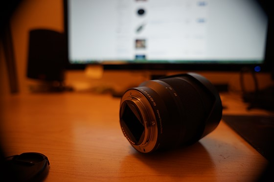 Sigma 19mm F2.8 pretty usable with A7: Sony Alpha Full Frame E-mount ...
