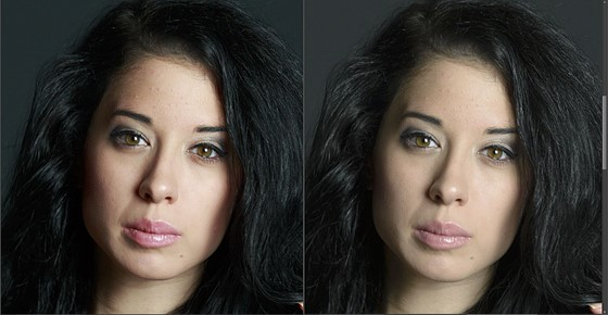 My default Nikon profiles look very different: Nikon FX SLR