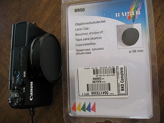 Lens protector for G7X and G5X: Canon PowerShot Talk Forum: Digital