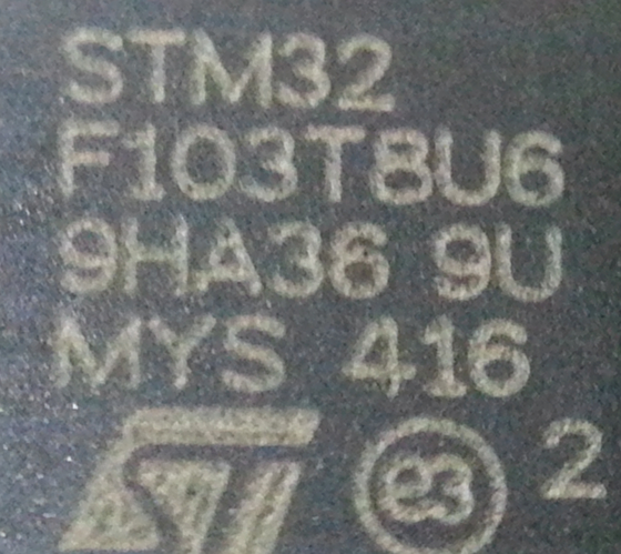 Re: STM32 Chip: Sony Alpha Full Frame E-mount Talk Forum