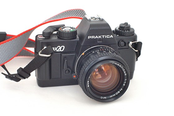 Praktica bx20 zeiss jena prakticar 50mm f1.4: for sale and wanted