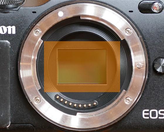 FF Sensor in EF-M Mount: Canon EOS M Talk Forum: Digital Photography ...