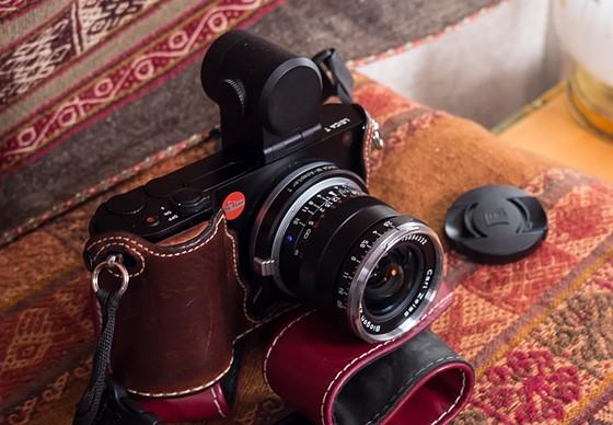 Re: 25mm Zeiss Biogon ZM on a Leica T: Leica Talk Forum