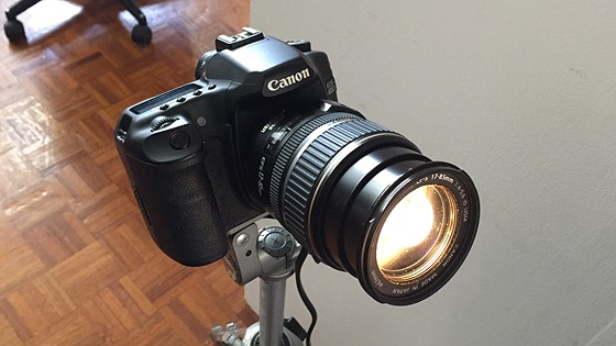 I made a lamp   :): Canon EOS 7D / 10D - 80D Talk Forum: Digital