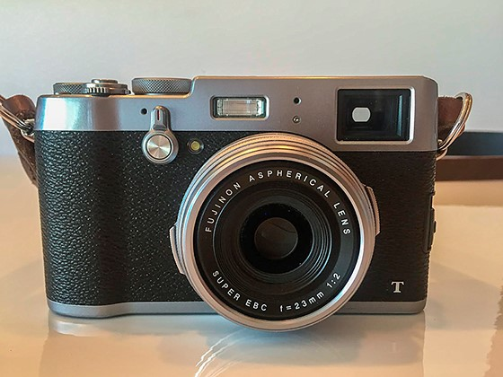 Fuji X100t Silver Excellent 795 00 For Sale And Wanted