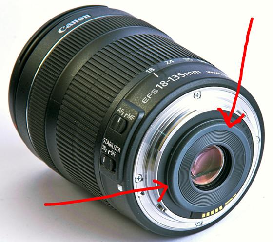 canon 18 135 usm lens review