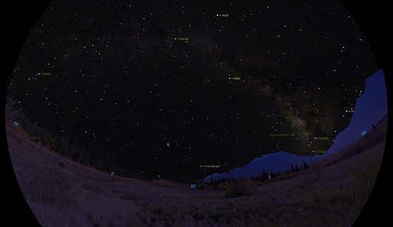 what android apps to find milky way: Astrophotography Talk Forum