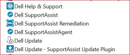 dell supportassist wont run hardware scan