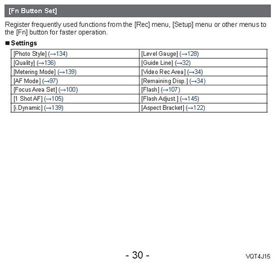 how to change autofocus mode on panasonic zs50