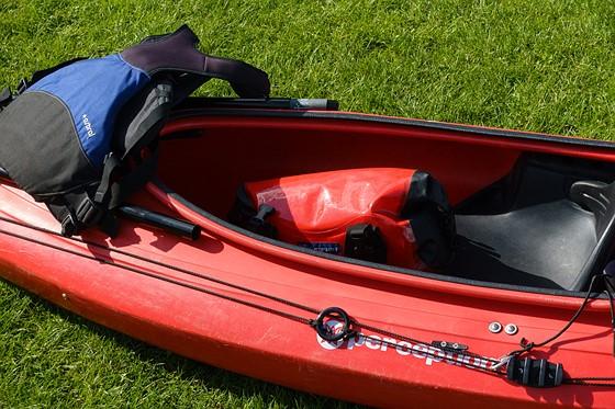Kayak Photography #2 - UK style: Nature and Wildlife