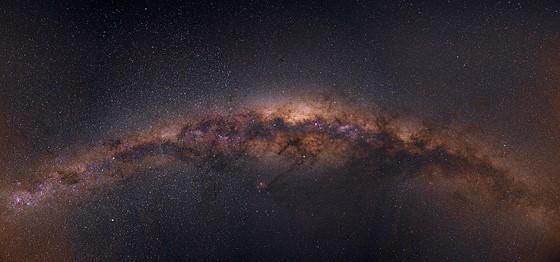 Milky Way bow with A7r2: Sony Alpha Full Frame E-mount Talk
