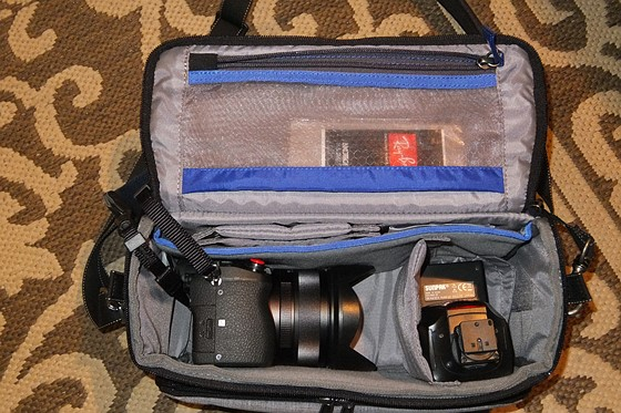 Re New Bag For My X T1 Mirrorless Mover 20 Vs 25i