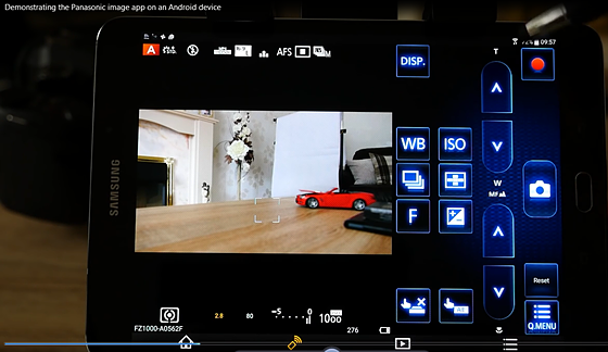 Panasonic Image App Beginners Questions Forum Digital Photography Review