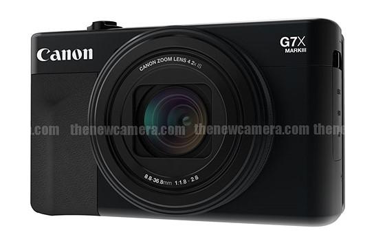Canon G7X Mark III Leakes Images: News & Rumors Talk Forum: Digital